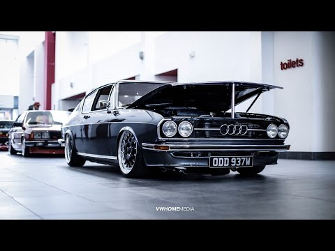 Audi 100 C1 Coupé | Not Just Campers | VWHome