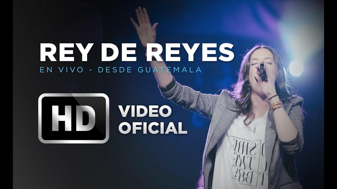 Rey de Reyes - Marco Barrientos Ft. Daniela Barrientos - En Vivo ...