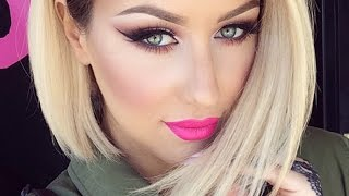 Hot Pink Lips tutorial Thumbnail