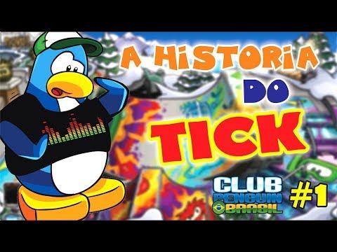 Tick, O Menino Teimoso - O Troco Do Pão - Club Penguin Brasil (1º Episódio)