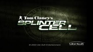 Interface de la Xbox + Splinter Cell