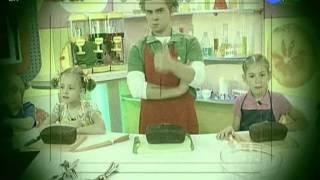 НЕОкухня. 2 сезон, 18 выпуск(НЕОкухня (выпуск 18, 2 сезон) Секреты жидкости для мытья посуды. Суп в хлебе. в эфире с 27 октября 2012 Дети-гости..., 2012-11-06T22:41:42.000Z)
