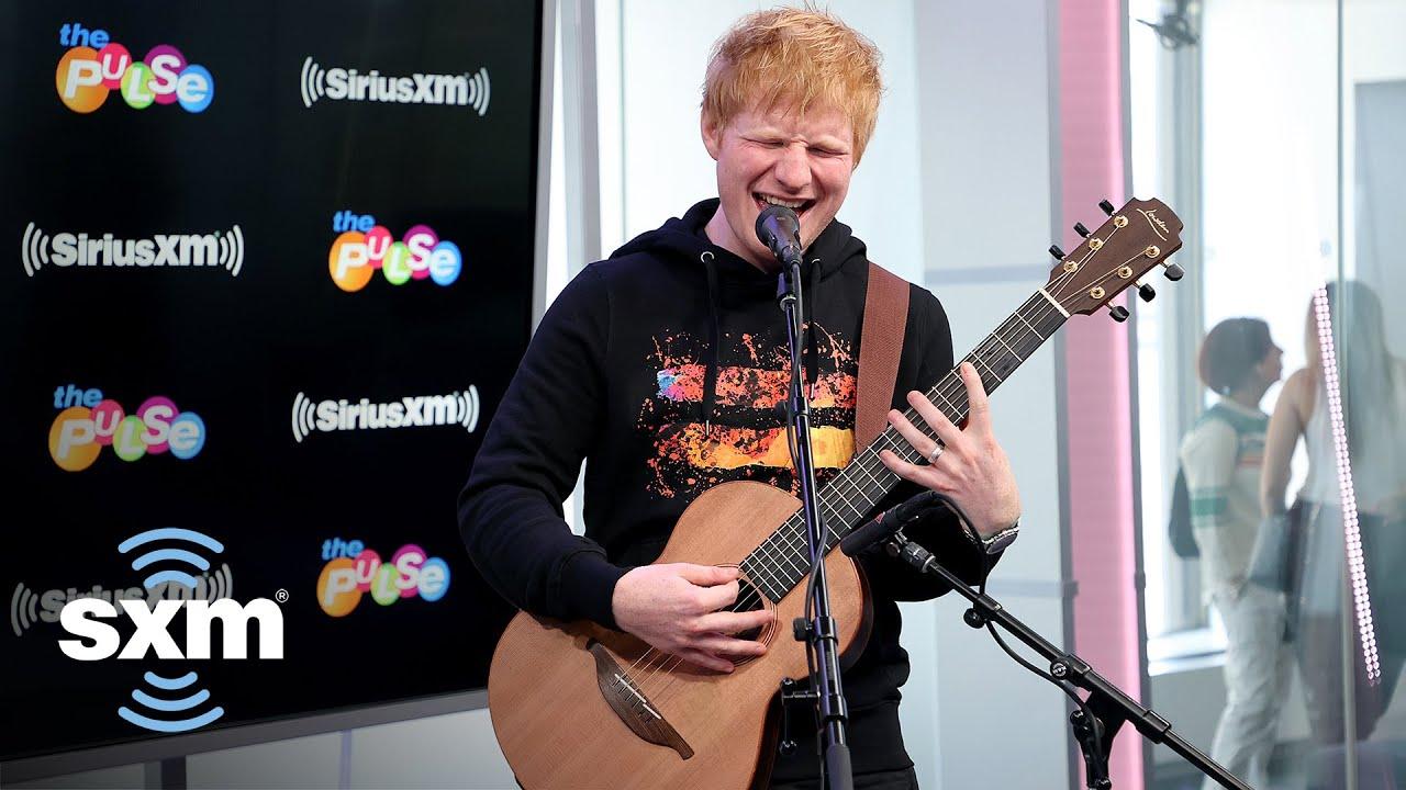Ed Sheeran - Visiting Hours (Acoustic) [LIVE for SiriusXM]