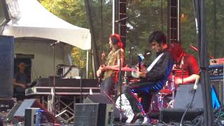 "The Jon Spencer Blues Explosion - ""Burn It Off"" @ Osheaga Music Festival ( August 1st 2010 )"