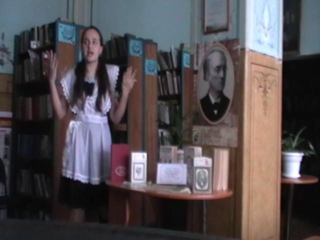 Изображение предпросмотра прочтения – СофияАгаджанова читает произведение «Ужасный сон отяготел наднами…» Ф.И.Тютчева