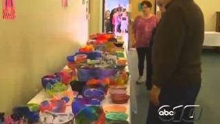 'empty Bowls' Help Fight Hunger