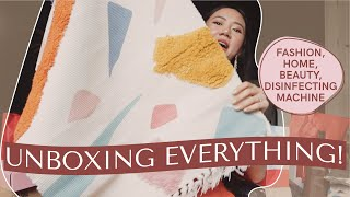 Unboxed So Much! (Fashion, Beauty, Home, Safety) | Camille Co