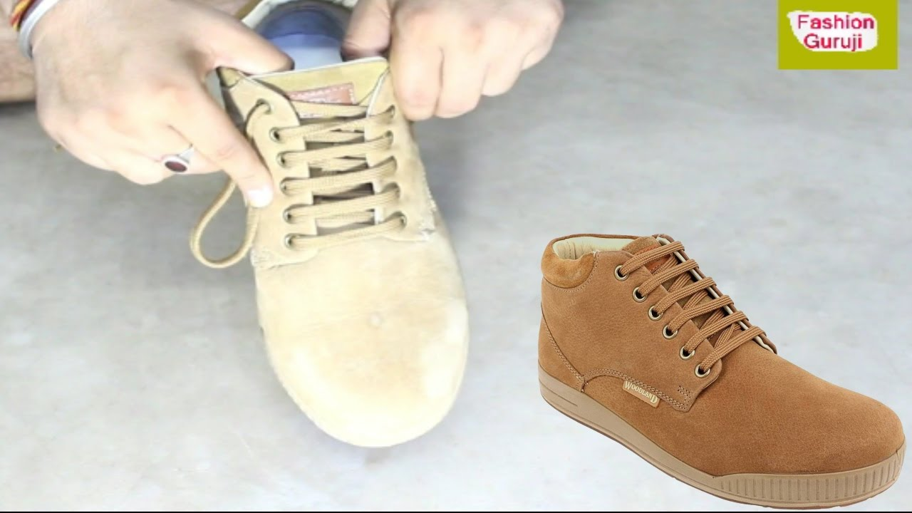 How to Lace Shoes | Straight-Lace