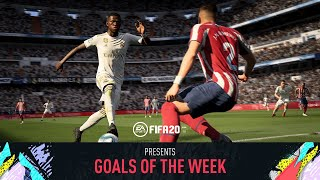 FIFA 20 | Goals of the Week