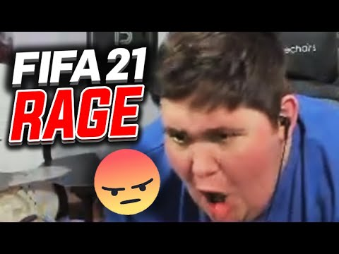 ULTIMATE TOTS FIFA 21 RAGE COMPILATION  