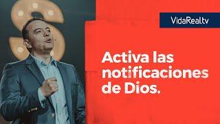 Activa las notificaciones de Dios. | Notificaciones | Pastor Rony Madrid