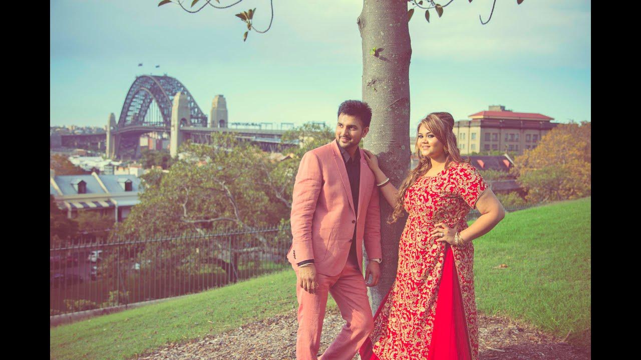Love Story Pre Wedding Video Gagan And Gurleen Sydney