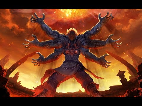 Asuras Wrath Tribute  Turn On The Ignition
