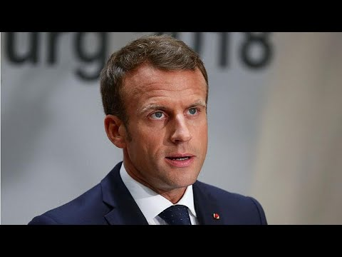 Watch: Macron dubs Brexiters 'liars'