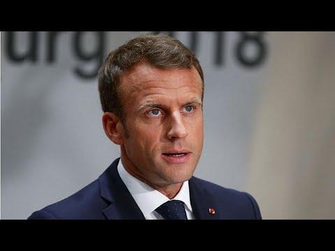 Watch: Macron dubs Brexiters \'liars\'