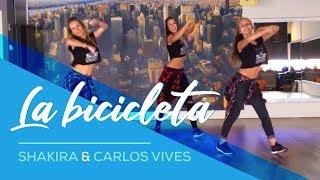 La Bicicleta - Shakira & Carlos Vives - Easy Fitness Dance Choreography - Zumba choreo
