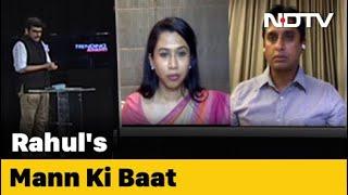 "BJP Questions Rahul Gandhi's ""Failed"" Relaunch | Trending Tonight"