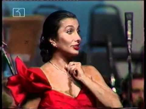 Darina Takova - Qui la voce... Vien diletto ( I Puritani - Vincenzo Bellini )