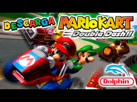 Descarga MARIO KART Double Dash Emulador DOLPHIN - LINK DE DESCARGA EN LA DESCRIPCIÓN DEL VIDEO