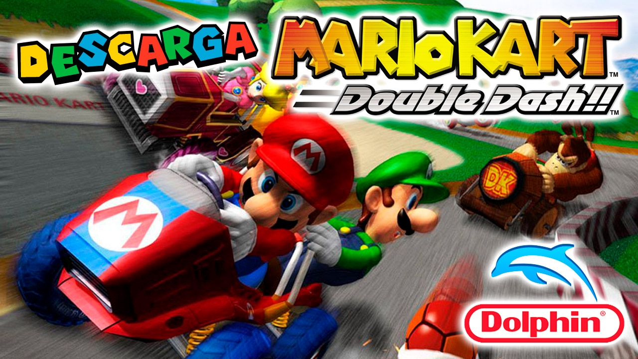Mario kart double dash! Iso download (in the description) youtube.