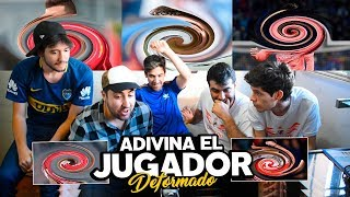 ADIVINA EL JUGADOR DE FUTBOL con LOS DISPLICENTES