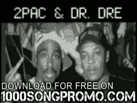 dr dre and 2pac relationship