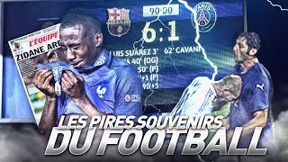 LES PIRES MOMENTS DU FOOTBALL .. !!!