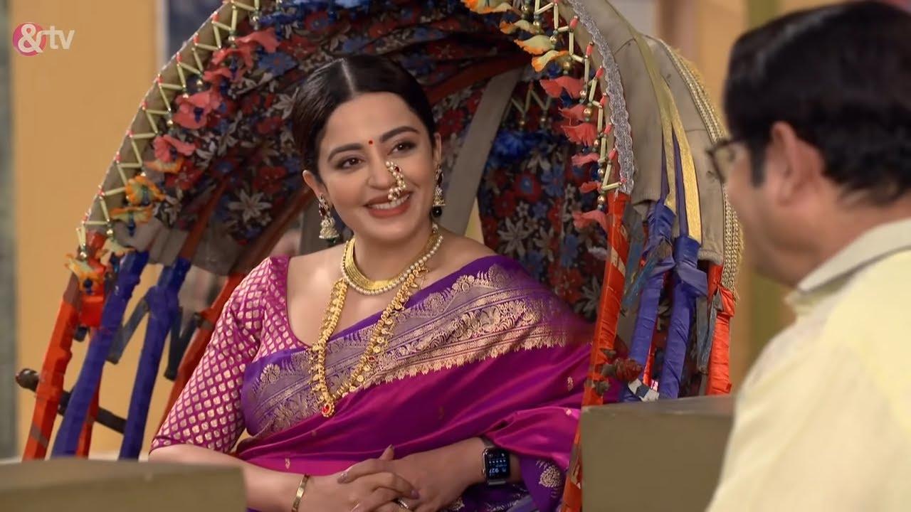 Ep - 1595 | Bhabi Ji Ghar Par Hai | And TV Show | Watch Full Episode on Zee5-Link in Description