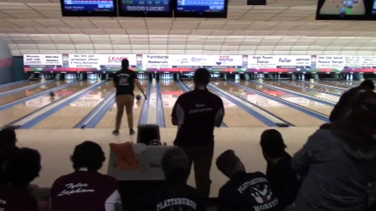 NCCS - Plattsburgh Bowling  1-31-17
