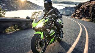 New 2017 Ninja 650! Best starter bike? (Also Z650)
