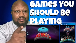 88 heroes (PlayStation 4