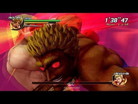 Hajime no Ippo: The Fighting はじめの一歩: All MAX Finisher Blows