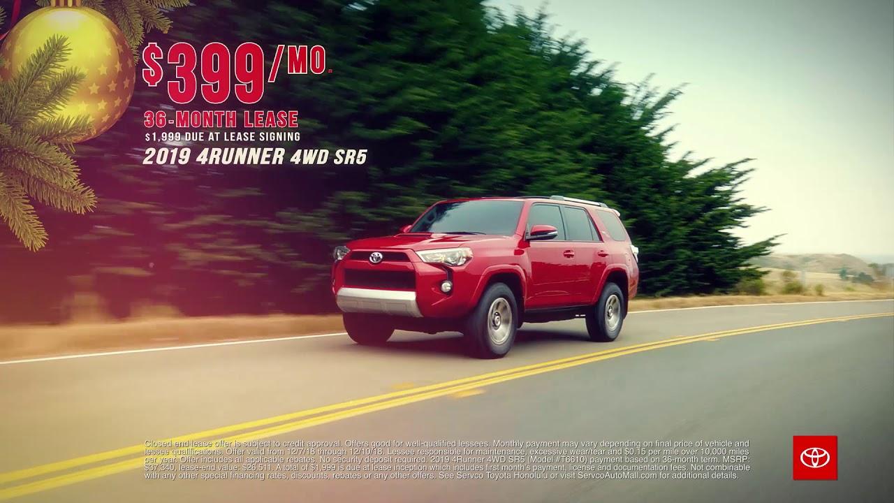 Best Of The Best Weekend Blowout Servco Toyota Honolulu Youtube