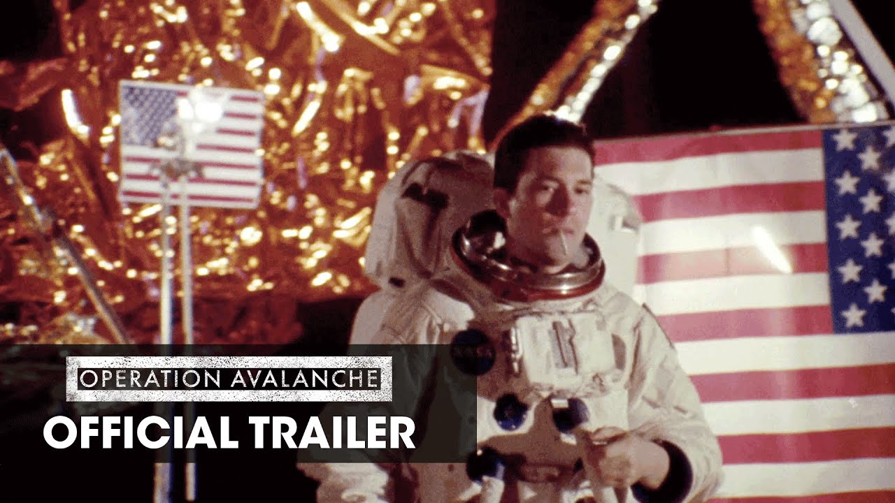 Operation avalanche 2016 movie official trailer youtube