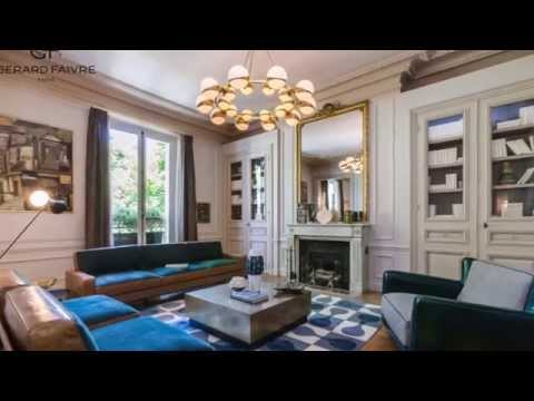 Luxury apartment Paris - Heart Saint Germain