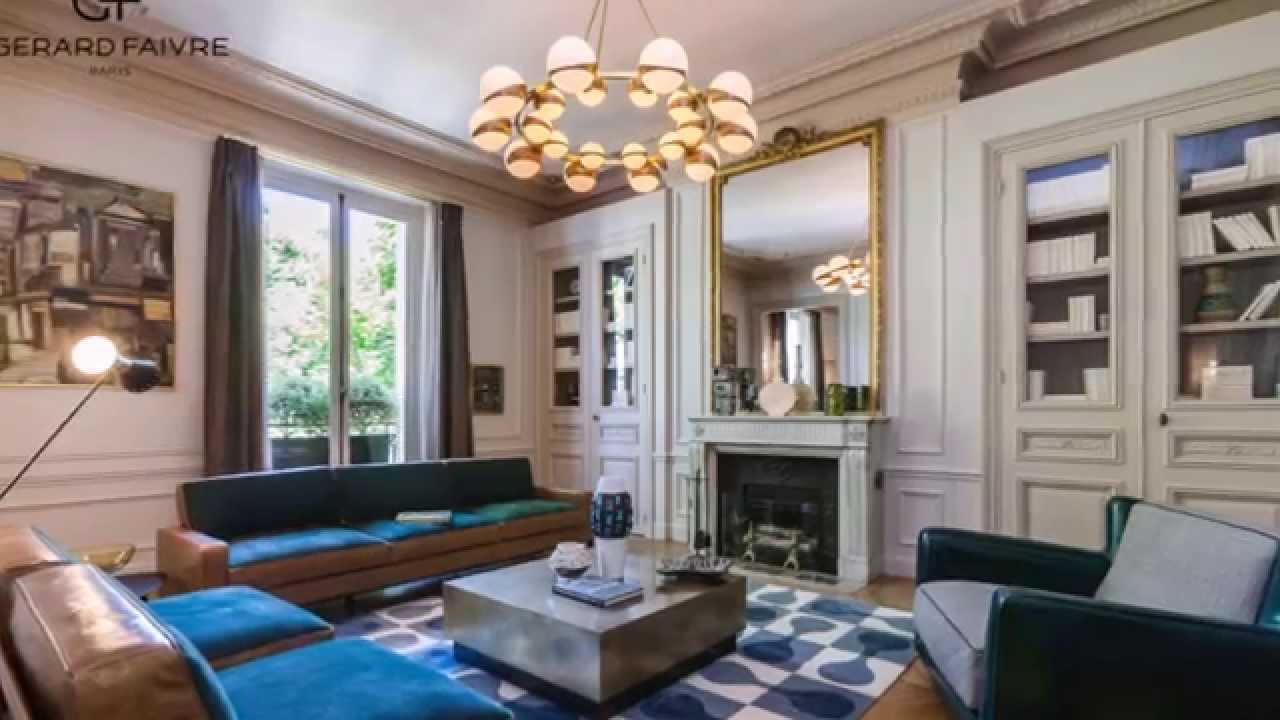 Luxury Apartment Paris Heart Saint Germain Youtube