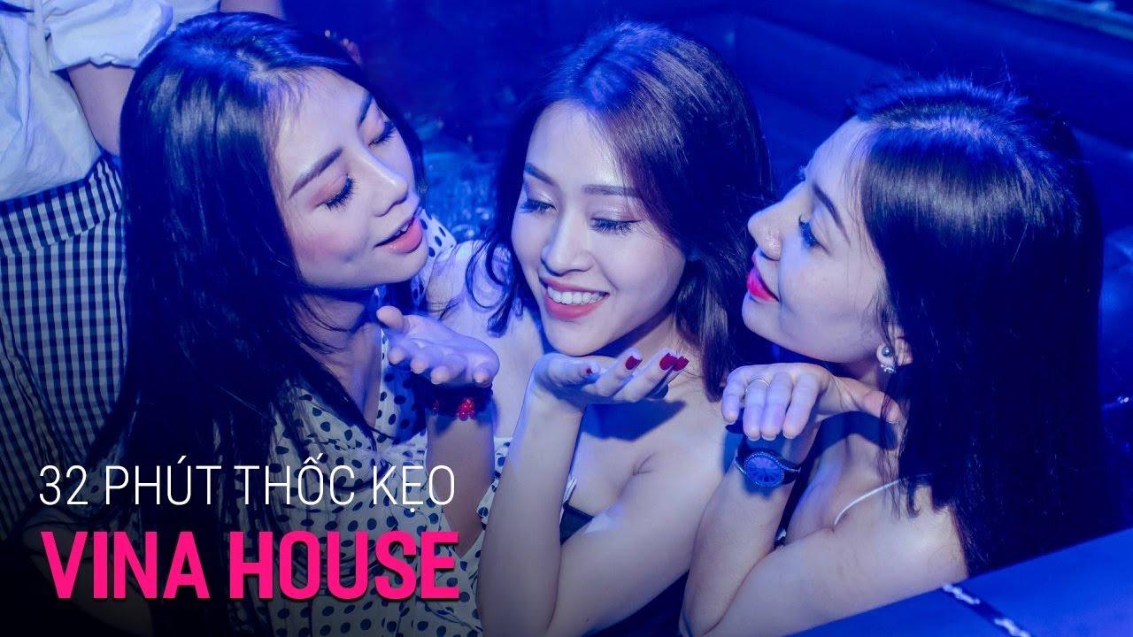 NONSTOP Vinahouse 2019 - 32 Phút Thốc Kẹo | Nhạc DJ, Nhạc Sàn Không Lời Cực Mạnh 2019 Mới Nhất Remix