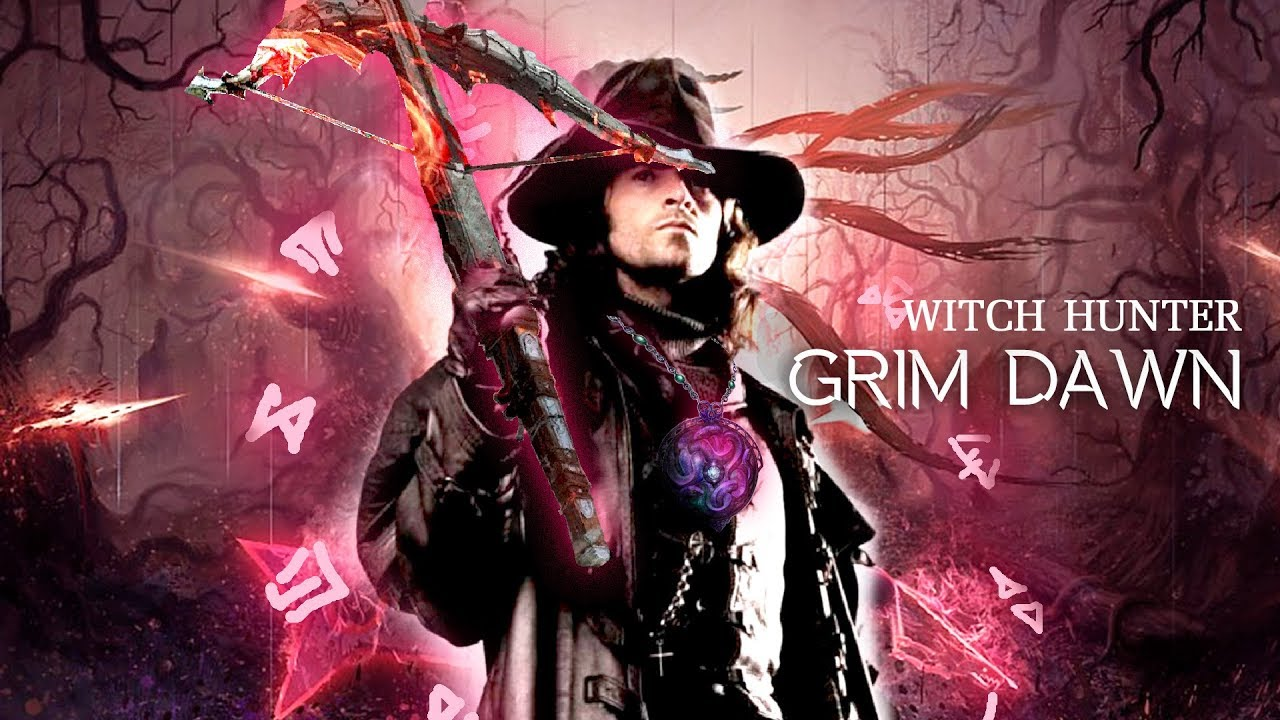 Grim Dawn Ultimate VAMPIRIC Build, Lifesteal Ranged Witch Hunter, Vitality  Caster for easy gaming