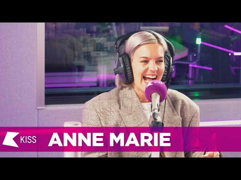 Anne Marie - talks linking up with Niall Horan and a BTS collab? 😜
