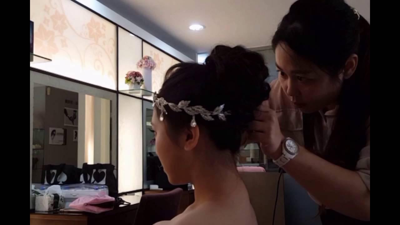 點晶品 美髮縮時攝影 - YouTube