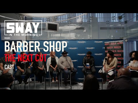 """Cast of """"Barbershop: The Next Cut"""" Share Hilarious Stories From Their Time in Barbershops"""