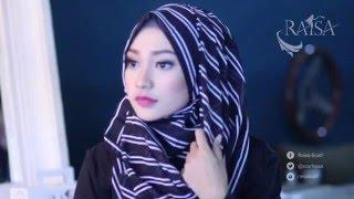Download Video white strip at black brown scarf MP3 3GP MP4