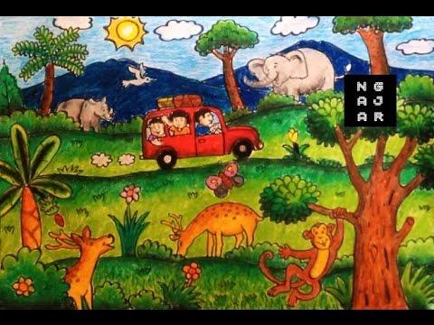 77 Gambar Gambar Hewan Untuk Anak Tk HD Terbaru