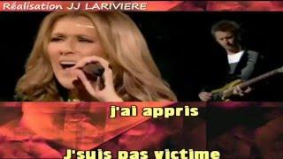 CELINE DION   JE SAIS PAS I G JJ Karaoké - Paroles Karaoké - Paroles