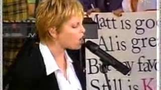 Pat Benatar   Love Is A Battlefield Live NBC H263 MP3 240p