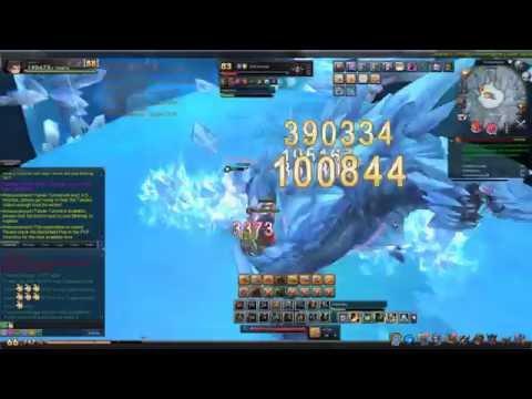 Frozen Ruins Final Boss: Zahr-Kazaal, First Attempt