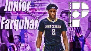 2018 PG Junior Farquhar is about to Soar Up the Rankings!