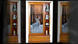 Gun Cabinets - How To Take Care Of Your Wood Gun Cabinet
