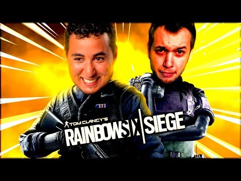C'EST NOTRE GAME ! ft. Squeezie Mickalow ► RAINBOW SIX SIEGE