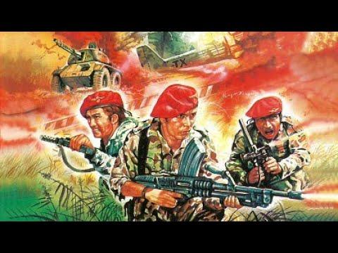 TIGER COMMANDOS - Trailer (1976, Deutsch/German)